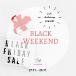 Black Weekend u Abc stranim jezicima!